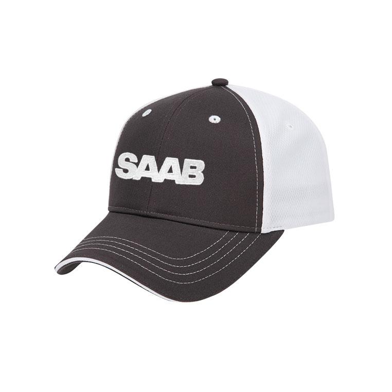 6456be75d7b SAAB Baseball Cap. Structured low profile ...